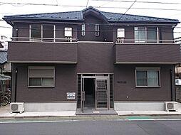 東京都板橋区高島平2丁目の賃貸アパートの外観