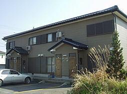 滋賀県蒲生郡日野町大字石原の賃貸アパートの外観