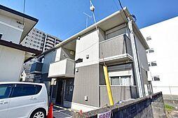神奈川県厚木市旭町2丁目の賃貸アパートの外観