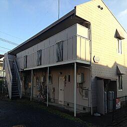 タウニー所沢II[106号室]の外観