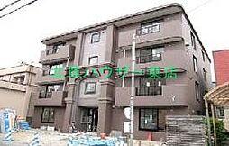 北海道札幌市東区北十五条東9丁目の賃貸マンションの外観
