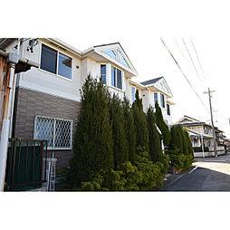 愛知県名古屋市西区比良4丁目の賃貸アパートの外観