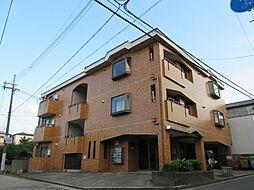 エレガンス北野田[2階]の外観
