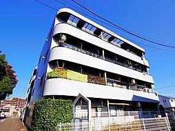 サンセール新所沢[4階]の外観