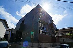 ビータス筥松壱番館[2階]の外観