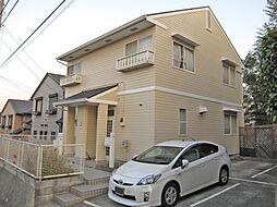 [テラスハウス] 神奈川県横須賀市太田和2丁目 の賃貸【/】の外観