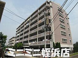 福岡県福岡市西区今宿東2丁目の賃貸マンションの外観