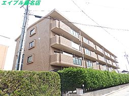 三重県桑名市八幡町の賃貸マンションの外観