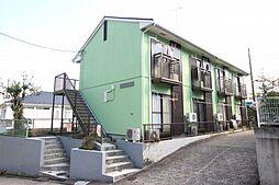 神奈川県横浜市神奈川区羽沢南2の賃貸アパートの外観