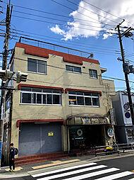 真弓ビル[3階]の外観