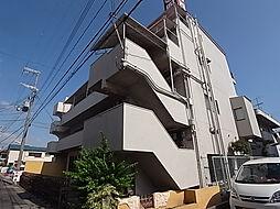 四国ビルマンション[4F号室]の外観