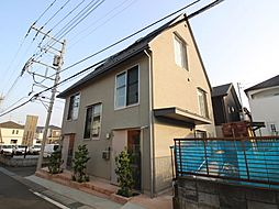 トヨシキ・ワールド・アパートメントC[1階]の外観