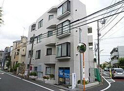 東京都世田谷区砧6の賃貸マンションの外観