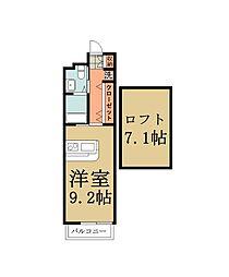 アコール千曲[10階]の間取り