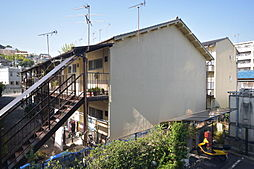 青山荘[103号室]の外観