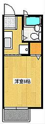 エクセル湘南[205号室]の間取り