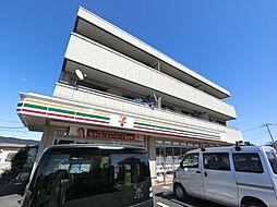 千葉県成田市御所の内の賃貸マンションの外観