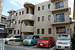 静岡県伊豆の国市古奈の賃貸マンションの外観