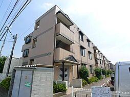 千葉県松戸市栄町3丁目の賃貸アパートの外観