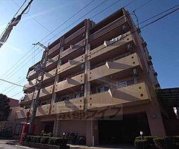 京都府京都市南区吉祥院西ノ庄東屋敷町の賃貸マンションの外観