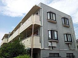 ロイヤルコーポ高井戸[3階]の外観