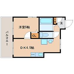 エコービル[5階]の外観