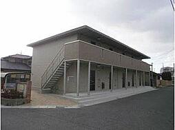 アンベリール都倉[2階]の外観