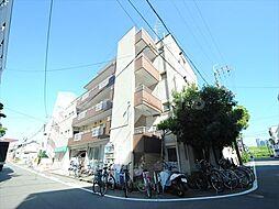 谷田十三マンション[4階]の外観