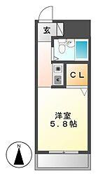 FAZE ONE SEIKO[3階]の間取り