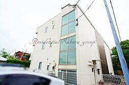 神奈川県鎌倉市御成町の賃貸マンションの外観