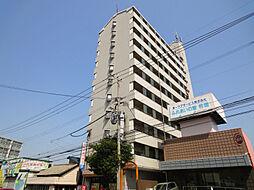 陣山ハイマート[8階]の外観