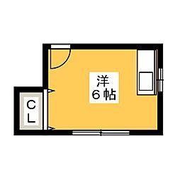 白山駅 5.5万円