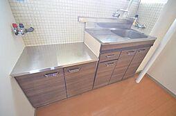 サンビルのキッチン(イメージ)