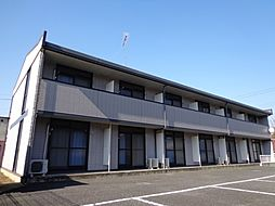 千葉県大網白里市みずほ台2の賃貸アパートの外観
