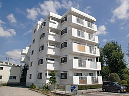 寺山パークハイツ[4階]の外観