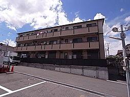 マンション菊水[3階]の外観