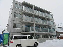 北海道札幌市東区北十二条東10丁目の賃貸マンションの外観
