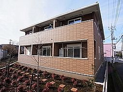 サニーリバーA・B[A101号室]の外観