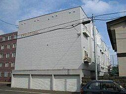 サジタリアマンション[2階]の外観