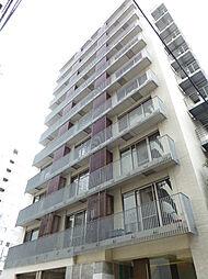 東麻布アパートメント[9階]の外観