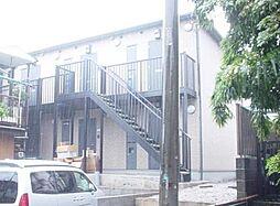 神奈川県横浜市保土ケ谷区坂本町の賃貸アパートの外観