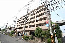 広島県広島市東区矢賀新町4丁目の賃貸マンションの外観