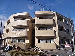 桂山大日町ハイツ2[3階]の外観