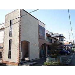 愛知県一宮市神山2丁目の賃貸アパートの外観