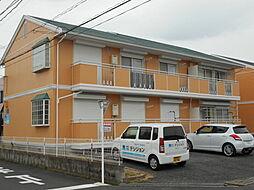 千葉県市原市君塚の賃貸アパートの外観