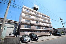 愛知県名古屋市港区十一屋3丁目の賃貸マンションの外観