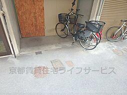 [テラスハウス] 京都府京都市右京区西院西寿町 の賃貸【/】の外観
