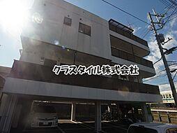 神奈川県伊勢原市桜台2丁目の賃貸マンションの外観