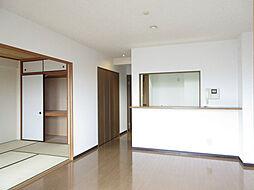 埼玉県上尾市愛宕3丁目の賃貸マンションの外観