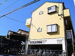 福岡県福岡市城南区松山2丁目の賃貸アパートの外観